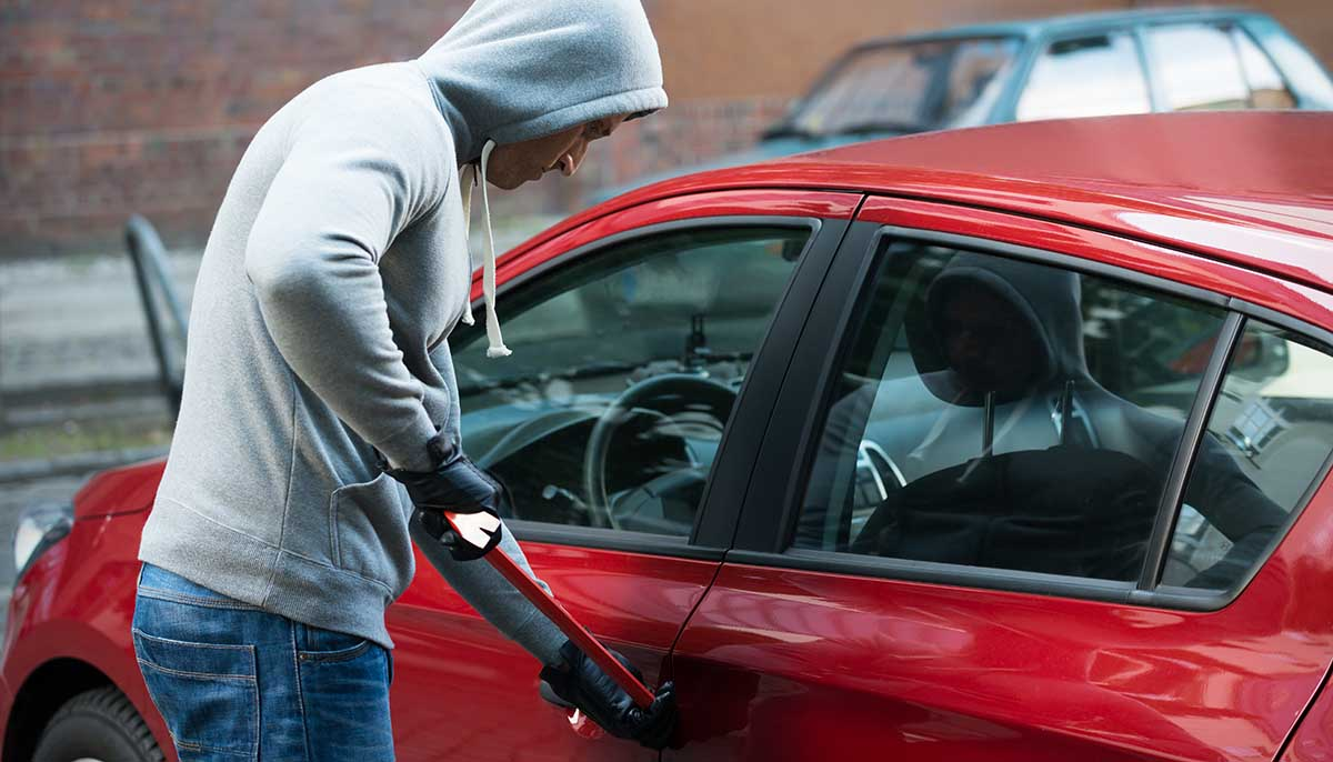 How to Stop Would-Be Car Thieves Before They Get Your Ride